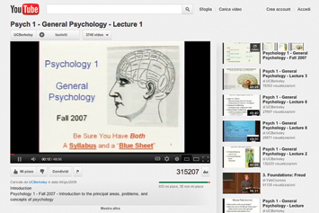 Psych 1 - General Psychology - Lecture 1