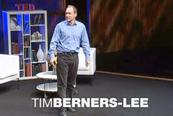 Tim Berners-Lee su Ted
