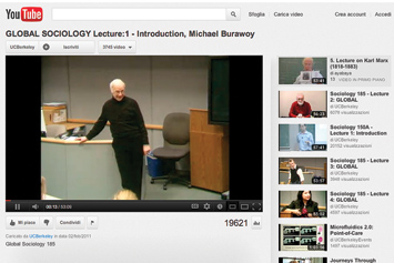 Global Sociology Lecture:1 - Introduction, Michael Burawoy.