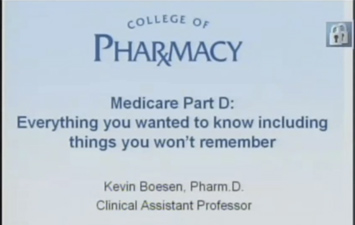 Pharmacy Practice - University of Arizona.